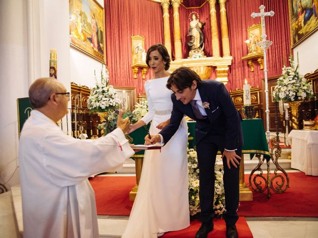 La boda de Fernando y Isabel en Huelva, Huelva 158