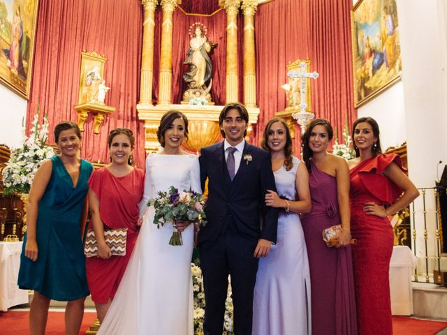 La boda de Fernando y Isabel en Huelva, Huelva 159
