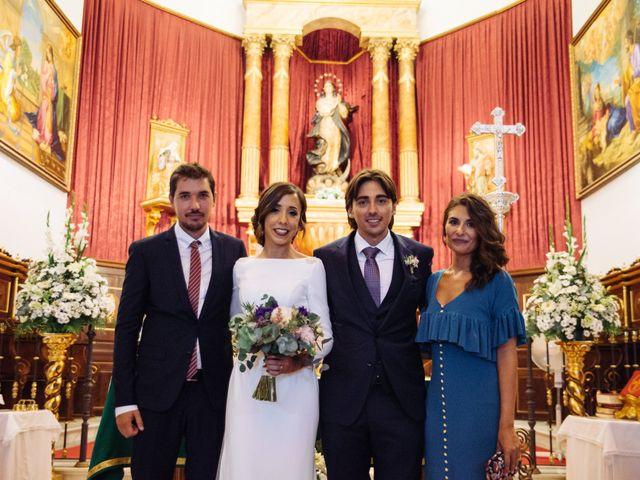 La boda de Fernando y Isabel en Huelva, Huelva 160