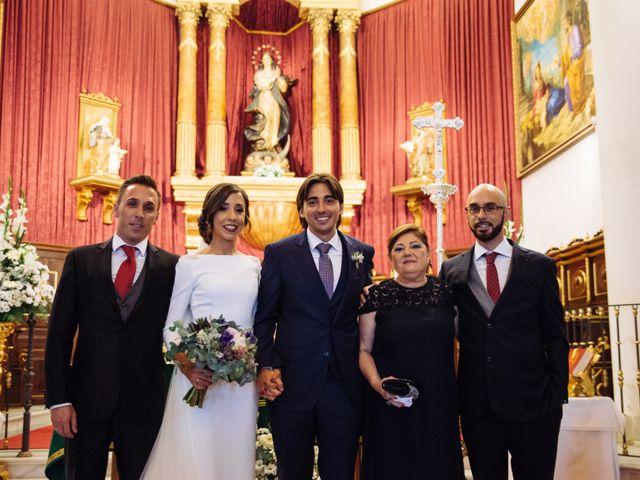 La boda de Fernando y Isabel en Huelva, Huelva 161