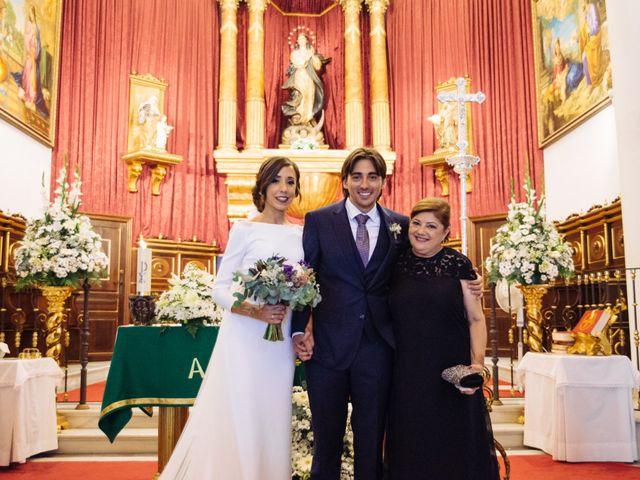 La boda de Fernando y Isabel en Huelva, Huelva 162