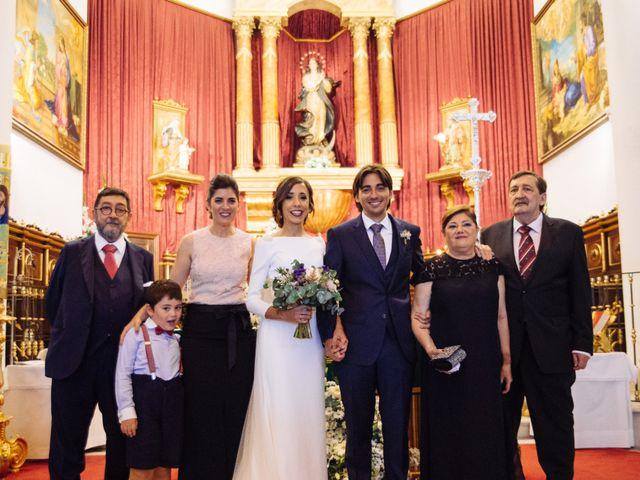 La boda de Fernando y Isabel en Huelva, Huelva 163