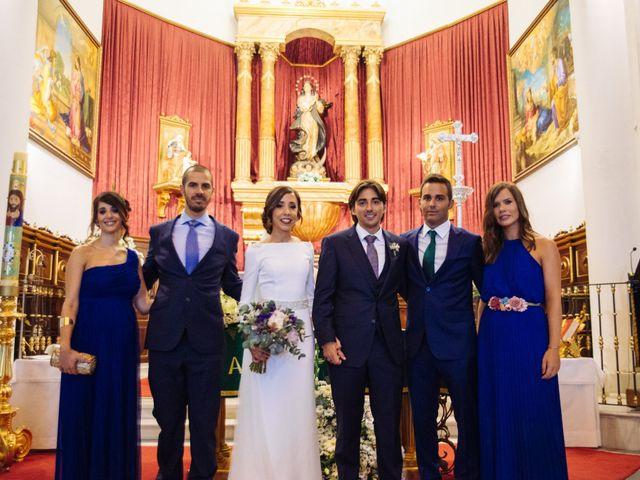 La boda de Fernando y Isabel en Huelva, Huelva 164