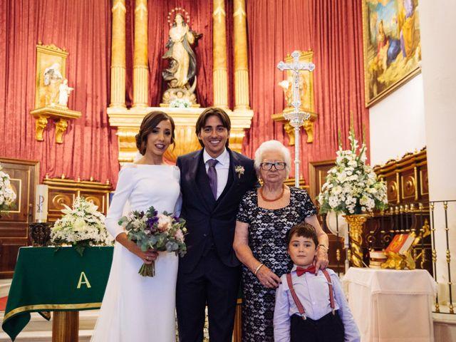 La boda de Fernando y Isabel en Huelva, Huelva 165
