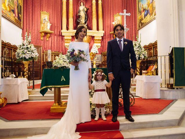 La boda de Fernando y Isabel en Huelva, Huelva 166