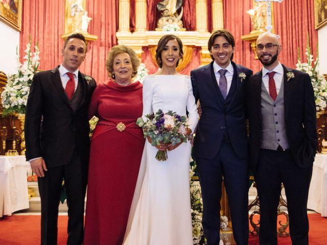 La boda de Fernando y Isabel en Huelva, Huelva 167