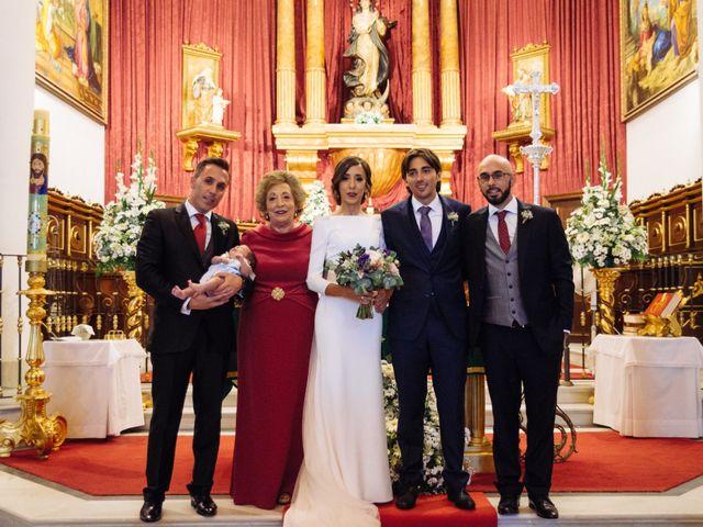 La boda de Fernando y Isabel en Huelva, Huelva 169
