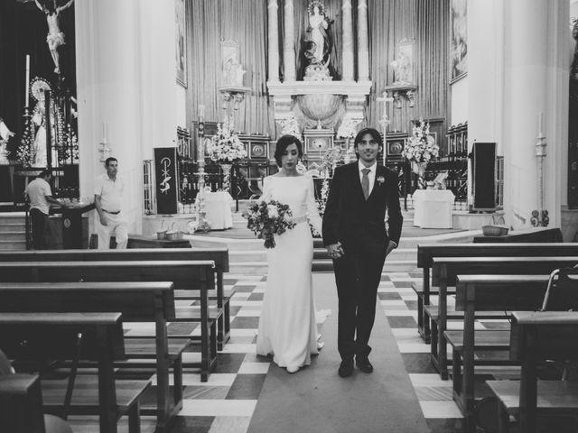 La boda de Fernando y Isabel en Huelva, Huelva 173