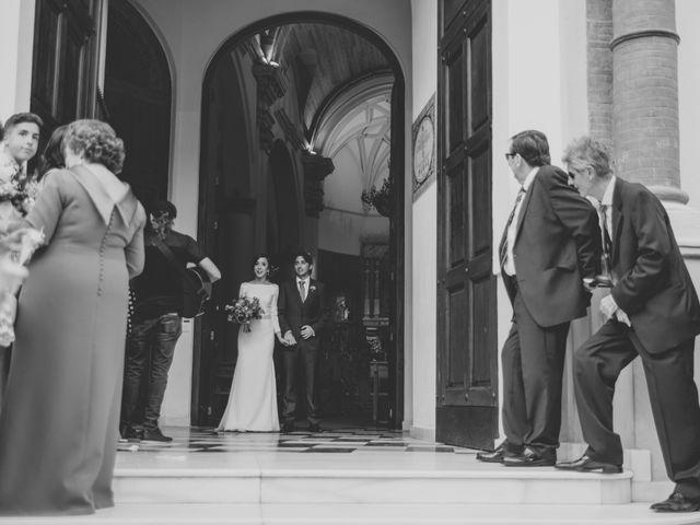 La boda de Fernando y Isabel en Huelva, Huelva 176