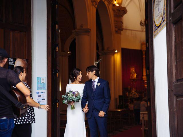 La boda de Fernando y Isabel en Huelva, Huelva 181