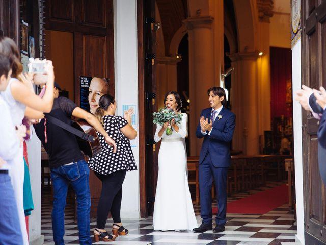La boda de Fernando y Isabel en Huelva, Huelva 185