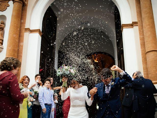 La boda de Fernando y Isabel en Huelva, Huelva 190