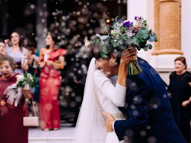 La boda de Fernando y Isabel en Huelva, Huelva 192