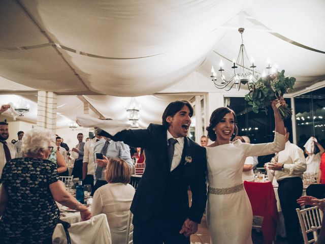 La boda de Fernando y Isabel en Huelva, Huelva 255