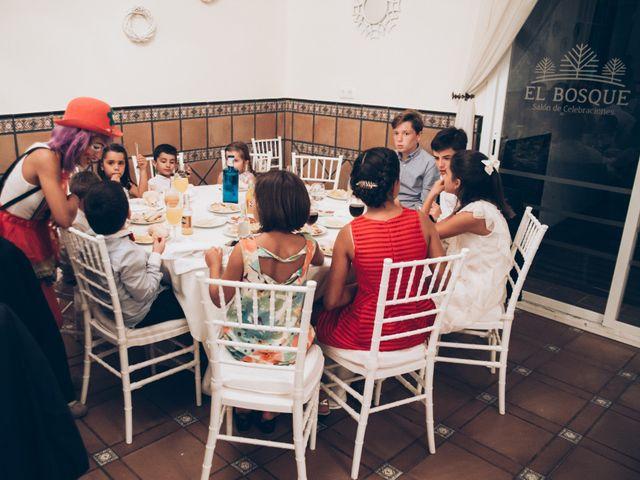 La boda de Fernando y Isabel en Huelva, Huelva 282