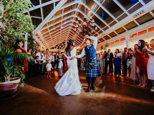 La boda de Evelyn y Danny