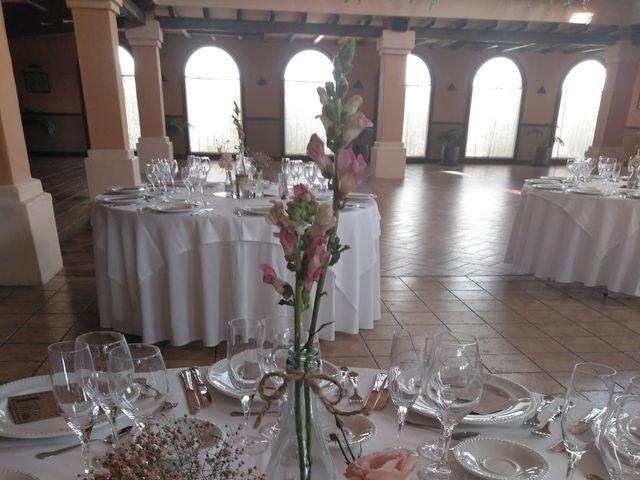 La boda de Noelia Dávila Dávila  y José Carlos González López  en Vejer De La Frontera, Cádiz 3