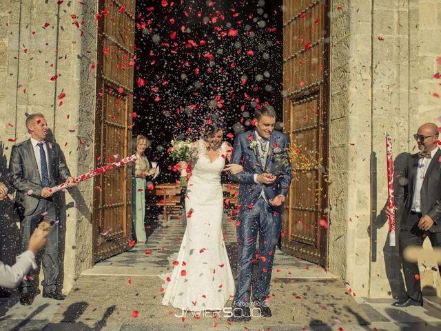La boda de Noelia Dávila Dávila  y José Carlos González López  en Vejer De La Frontera, Cádiz 2
