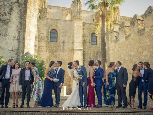 La boda de Noelia Dávila Dávila  y José Carlos González López  en Vejer De La Frontera, Cádiz 4