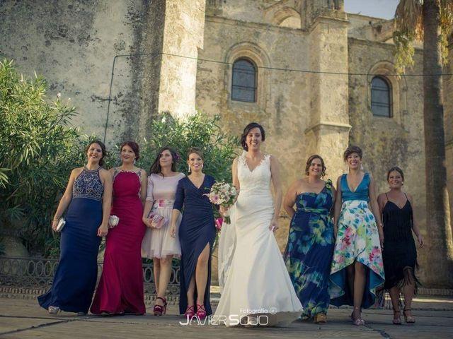 La boda de Noelia Dávila Dávila  y José Carlos González López  en Vejer De La Frontera, Cádiz 5