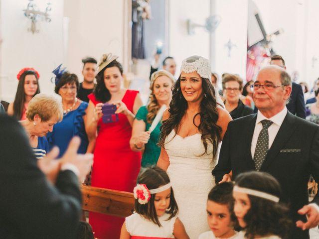 La boda de Christian y Ana en Ciudad Real, Ciudad Real 15