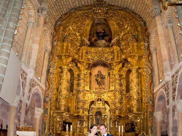 La boda de Javier y María en Ávila, Ávila 5