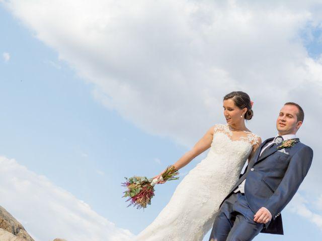 La boda de Javier y María en Ávila, Ávila 10