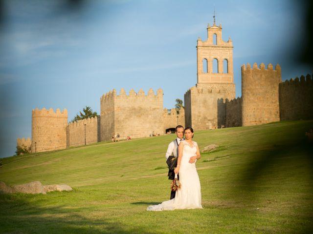 La boda de Javier y María en Ávila, Ávila 18