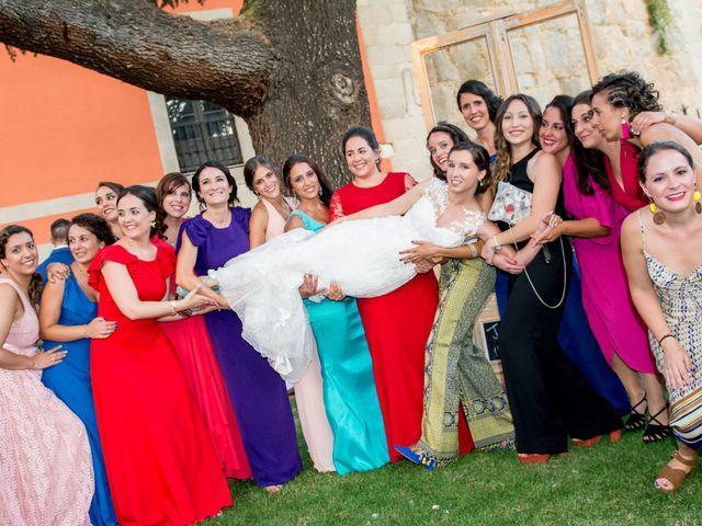 La boda de Javier y María en Ávila, Ávila 21