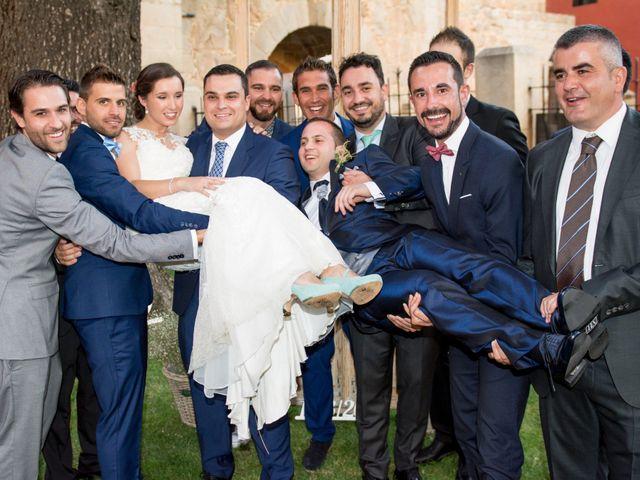 La boda de Javier y María en Ávila, Ávila 23