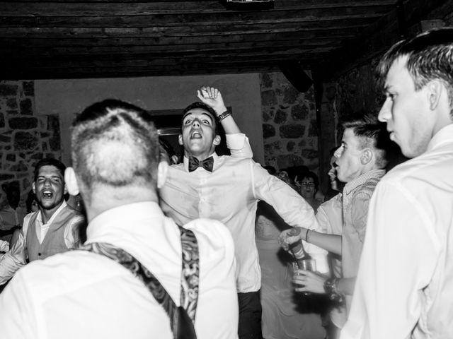 La boda de Javier y María en Ávila, Ávila 33