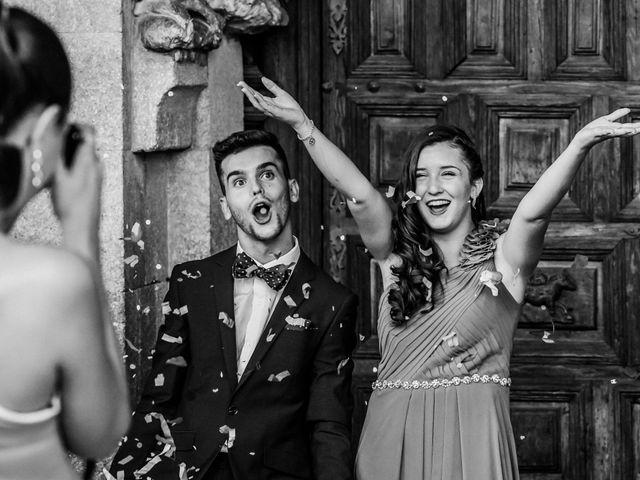 La boda de Javier y María en Ávila, Ávila 42