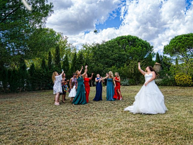 La boda de Diego y Mireia en Ordis, Girona 8