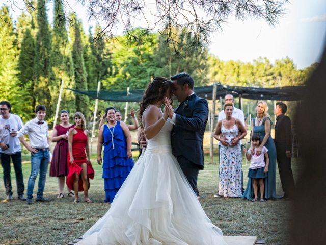 La boda de Diego y Mireia en Ordis, Girona 9