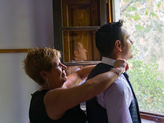 La boda de Diego y Mireia en Ordis, Girona 13