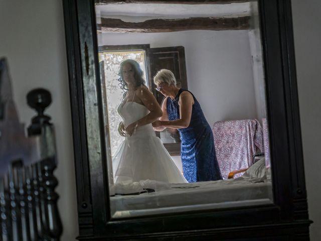 La boda de Diego y Mireia en Ordis, Girona 14