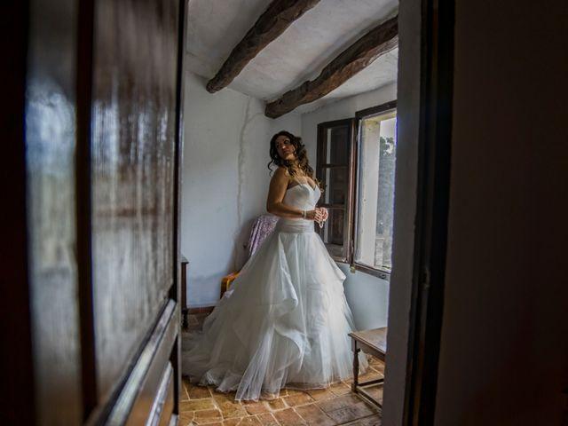 La boda de Diego y Mireia en Ordis, Girona 15