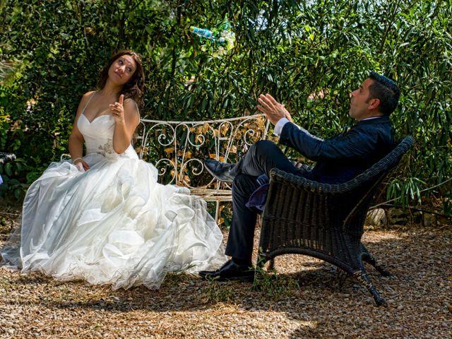 La boda de Diego y Mireia en Ordis, Girona 20