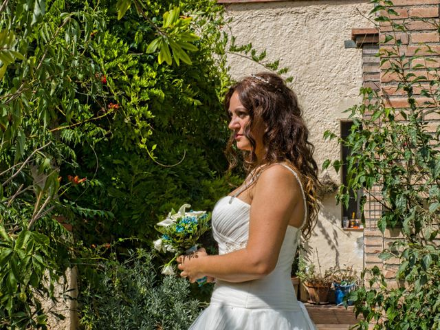 La boda de Diego y Mireia en Ordis, Girona 21