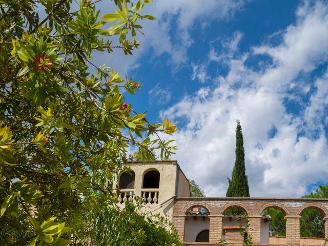 La boda de Diego y Mireia en Ordis, Girona 22