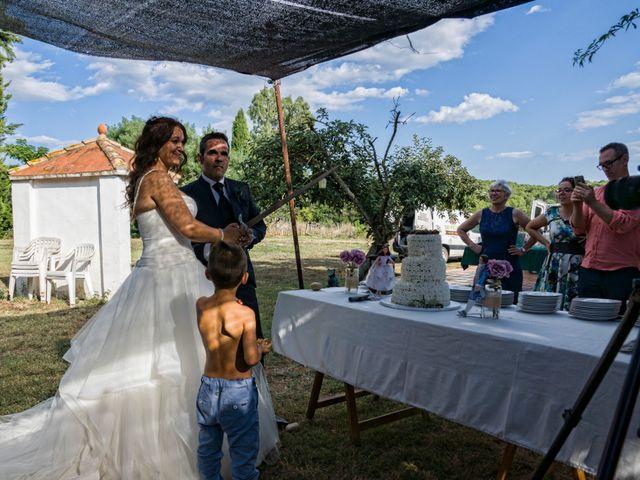 La boda de Diego y Mireia en Ordis, Girona 26