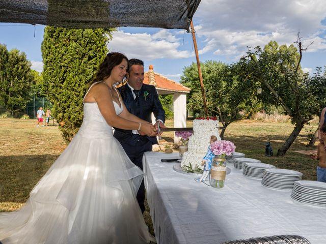 La boda de Diego y Mireia en Ordis, Girona 27