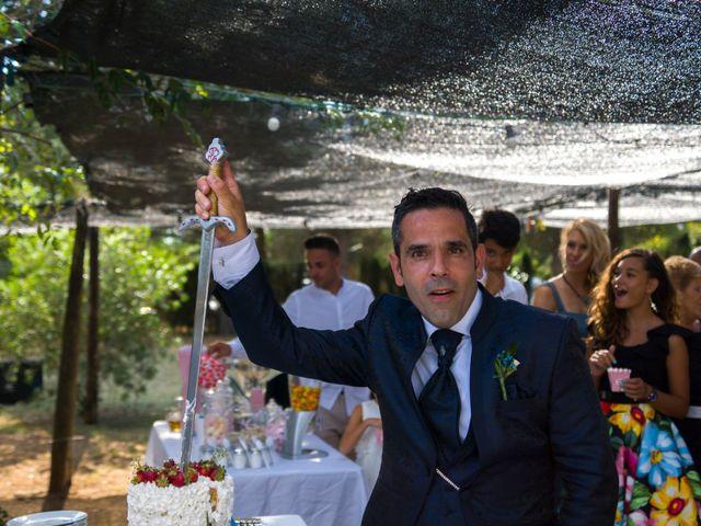 La boda de Diego y Mireia en Ordis, Girona 28