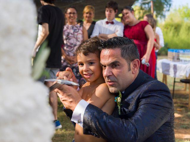 La boda de Diego y Mireia en Ordis, Girona 29