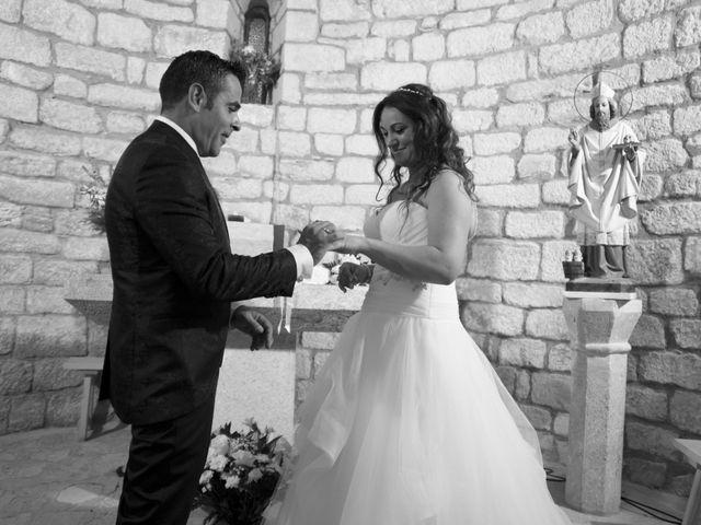 La boda de Diego y Mireia en Ordis, Girona 33