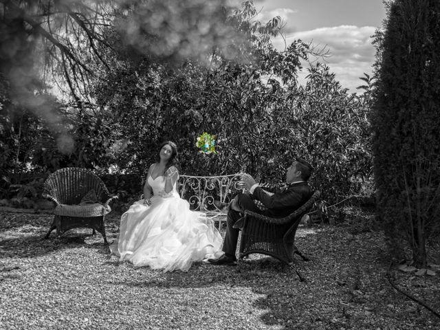 La boda de Diego y Mireia en Ordis, Girona 34