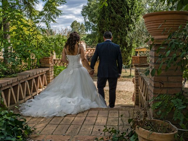 La boda de Diego y Mireia en Ordis, Girona 35