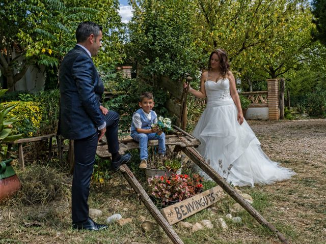 La boda de Mireia y Diego