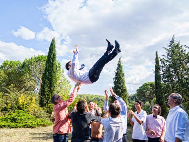 La boda de Diego y Mireia en Ordis, Girona 37