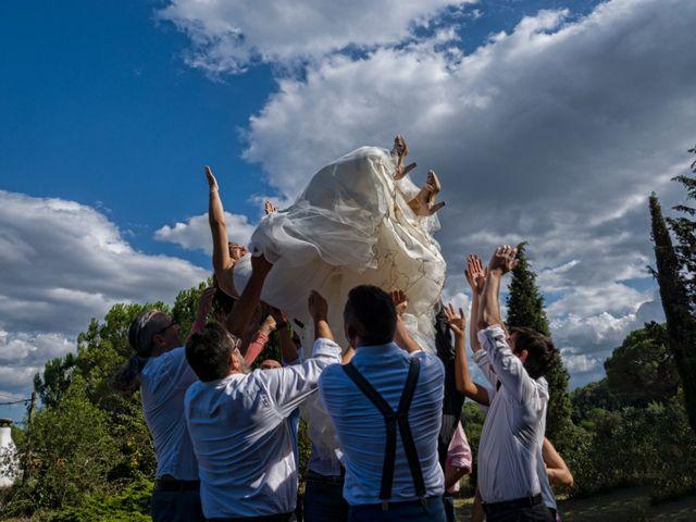 La boda de Diego y Mireia en Ordis, Girona 38